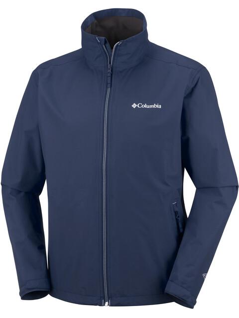 Columbia Bradley Peak - Chaqueta Hombre - azul